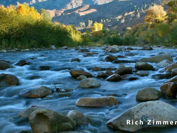 Kern River photo by Rich Zimmerman