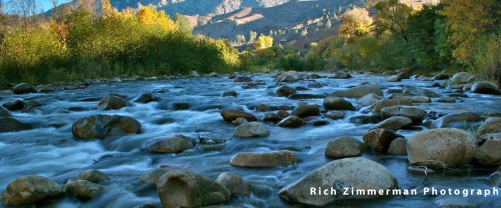 A desperate adventure in the Kern River