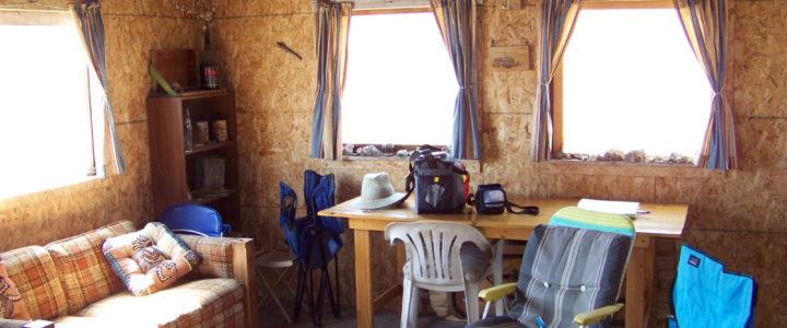 Explore the Minnietta cabin's mining history