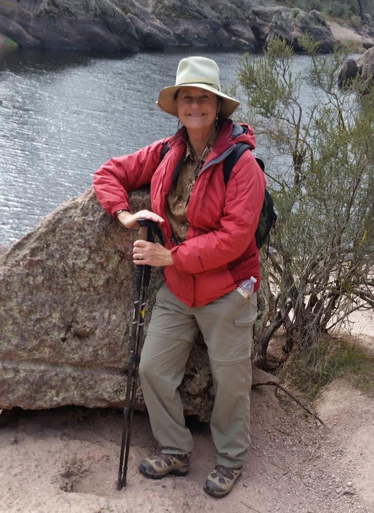 Hiking at the Pinnacles National Park
