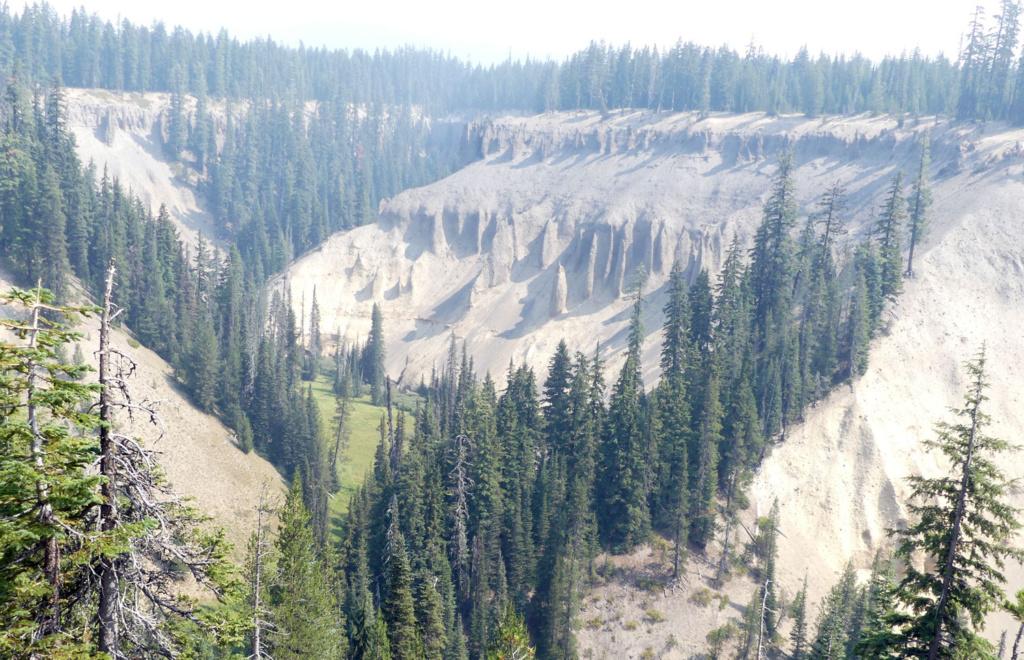Annie Creek gorge