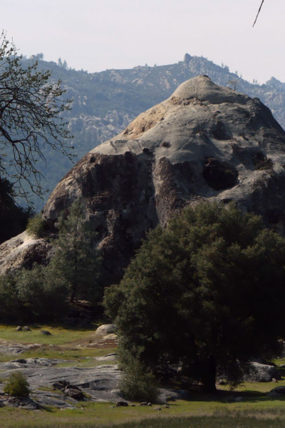 Rock formation in The Indians