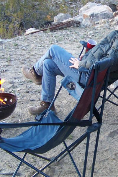 Smokey Joe portable barbecue