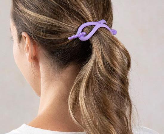 Flexi Sport for camp hair