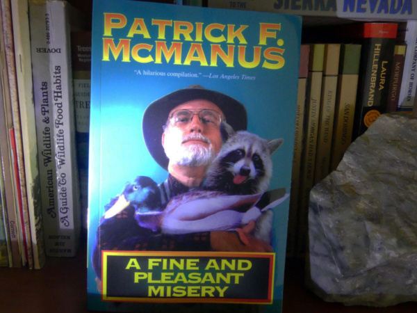 Patrick McManus book cover