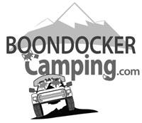 Boondocker camping