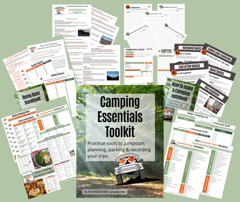 Camping Essentials Toolkit
